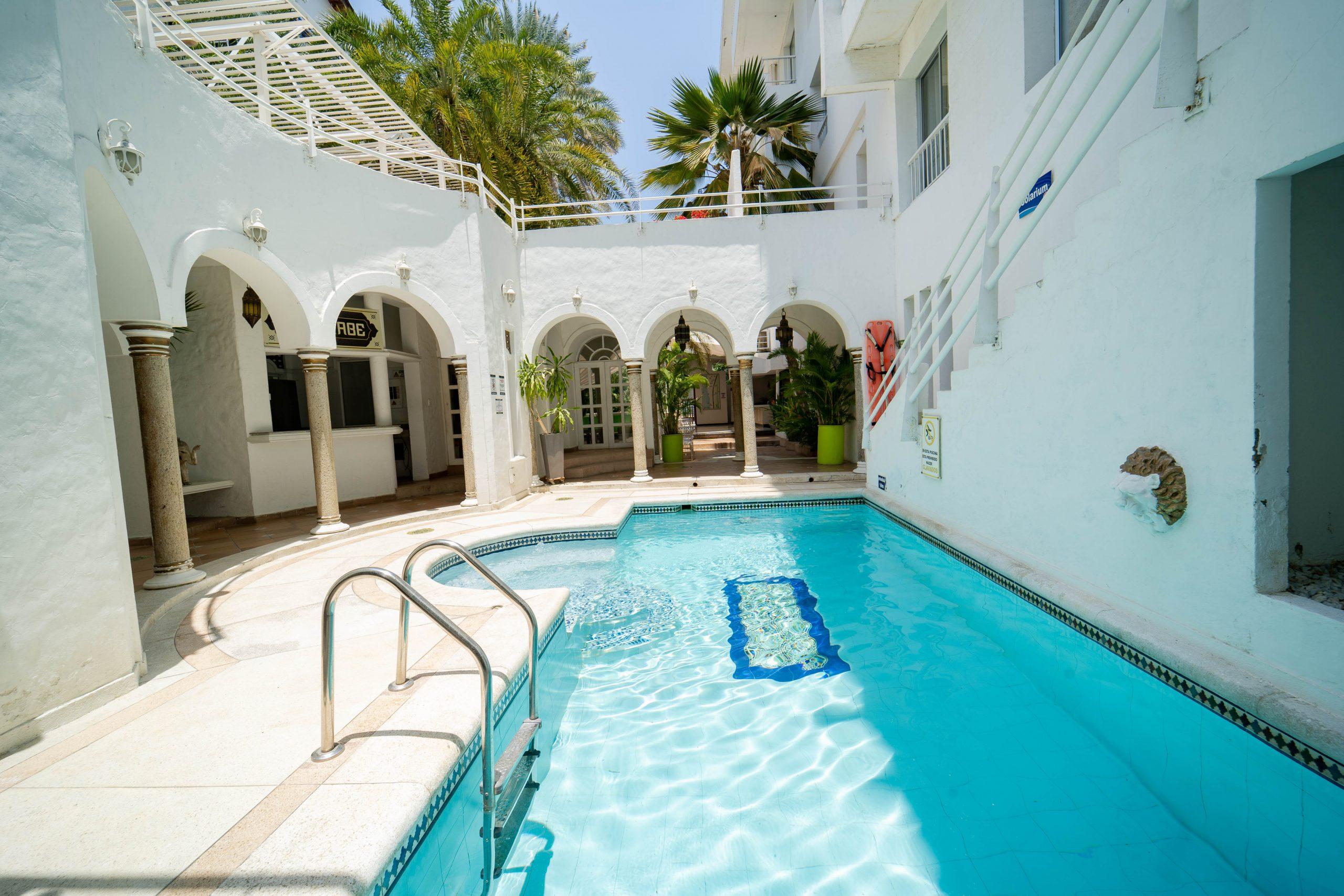 Piscina Casa Arabe 11